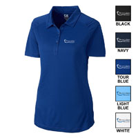 LADIES CUTTER & BUCK NORTHGATE POLO